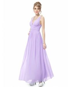 Rochie Purples Elegant - Rochii///Rochii de lux - 0