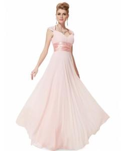 Rochii Pink Sequins - Rochii///Rochii de lux - 0