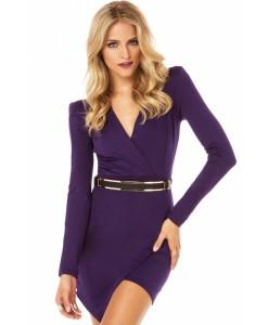Rochita Office Purple - Luna Cadourilor - 0