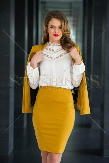Sacou LaDonna Labour Allure Yellow – Sacouri –