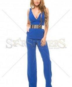 Salopeta Artista Being Fashion DarkBlue - Salopete -