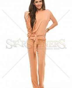 Salopeta Daniella Cristea Fashionable Brown - Salopete -