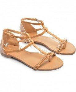 Sandale Barni Camel - Sandale - Sandale