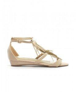 Sandale Dumas Bej - Sandale - Sandale