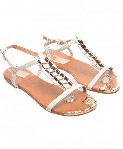 Sandale Hamud Albe - Sandale - Sandale