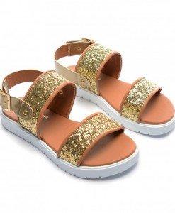 Sandale Hoza Aurii - Sandale - Sandale