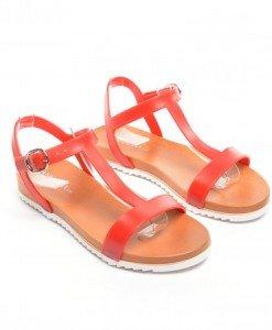 Sandale Hummer Rosii - Sandale - Sandale