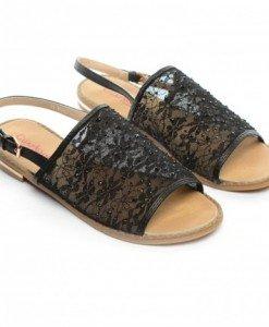 Sandale Jedif Negre - Sandale - Sandale