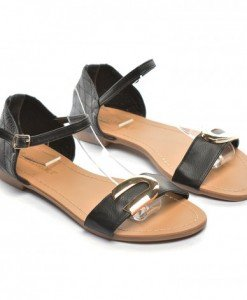 Sandale Macro Negre - Sandale - Sandale