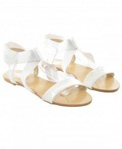 Sandale Menada Albe - Sandale - Sandale