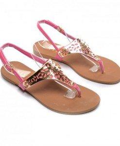 Sandale Muna Fuchsia - Sandale - Sandale