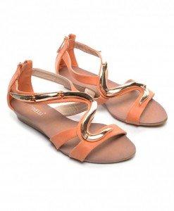 Sandale Oliver Portocalii - Sandale - Sandale