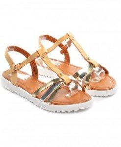 Sandale Relya Bej - Sandale - Sandale