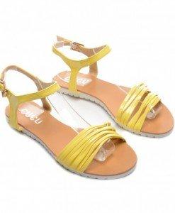 Sandale Tonhan Galbene - Sandale - Sandale