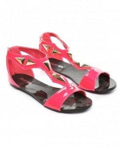 Sandale Velura Fuchsia - Sandale - Sandale