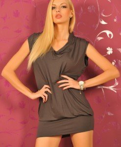 SiS27 Rochie scurta sexi de club - Sisley - Haine > Brands > Sisley