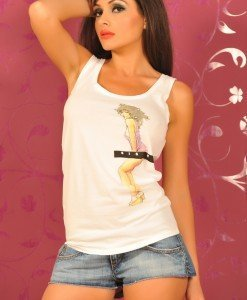 SiS38 Maieu cu Imprimeu - Sisley - Haine > Brands > Sisley