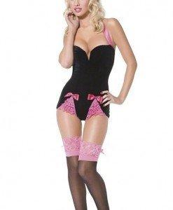 T181 Costum tematic iepuras sexy - Animalute - Haine > Haine Femei > Costume Tematice > Animalute