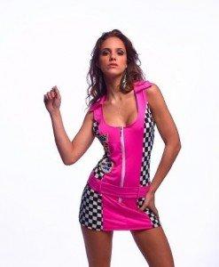 TT5 Costum Animatie Sport Dama - Sport - Racing - Haine > Haine Femei > Costume Tematice > Sport - Racing