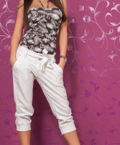 TW116 - Pantaloni de Vara Dama - TALLY WEiJL - Haine > Brands > TALLY WEiJL