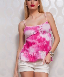 TW84 - Top cu Model Femei - TALLY WEiJL - Haine > Brands > TALLY WEiJL