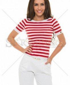 Tricou PrettyGirl Stimulation Red - Tricouri -