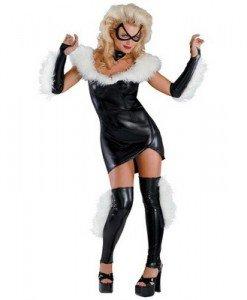 U143- Rochie Scurta Latex - Animalute - Haine > Haine Femei > Costume Tematice > Animalute