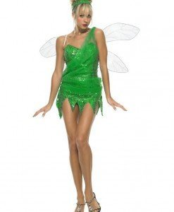 U219 Costum tematic Halloween Peter Pan - Basme si Legende - Haine > Haine Femei > Costume Tematice > Basme si Legende