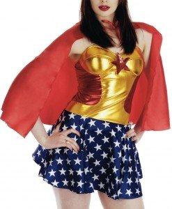 U327 Costum tematic super-erou Captain America - Super Eroi - Haine > Haine Femei > Costume Tematice > Super Eroi