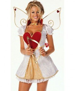 V212 Costum Halloween cupidon - Altele - Haine > Haine Femei > Costume Tematice > Altele
