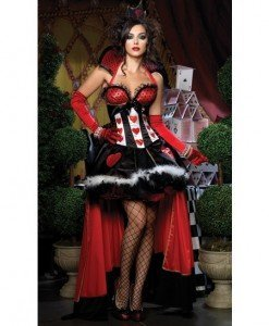 V217 Costum tematic regina - Basme si Legende - Haine > Haine Femei > Costume Tematice > Basme si Legende