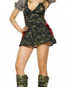 W10 Costum tematic armata - Armata - Marinar - Haine > Haine Femei > Costume Tematice > Armata - Marinar