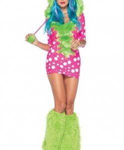 W137 Costum tematic Haloween- Monster's University - Animalute - Haine > Haine Femei > Costume Tematice > Animalute