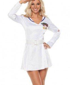 W144 Costum Tematic Marinar - Armata - Marinar - Haine > Haine Femei > Costume Tematice > Armata - Marinar