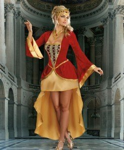 W309 Costum Halloween printesa sexi - Basme si Legende - Haine > Haine Femei > Costume Tematice > Basme si Legende