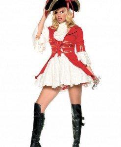 W77 Costum Tematic Pirat - Pirat - Haine > Haine Femei > Costume Tematice > Pirat