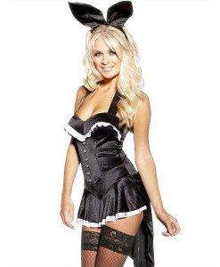 W78 Costum Halloween iepuras - Animalute - Haine > Haine Femei > Costume Tematice > Animalute
