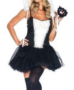 X141 Costum tematic ursulet panda - Animalute - Haine > Haine Femei > Costume Tematice > Animalute