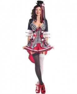 X218 Costum Tematic Arlechino - Basme si Legende - Haine > Haine Femei > Costume Tematice > Basme si Legende