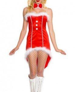 XM208 Costum Tematic Craciunita - Costume de craciunita - Haine > Haine Femei > Costume Tematice > Costume de craciunita