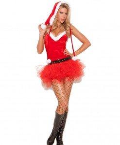 XM217 Costum tematic craciunita - Costume de craciunita - Haine > Haine Femei > Costume Tematice > Costume de craciunita