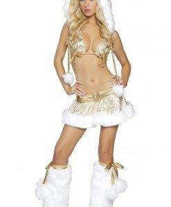 XM284-7 Costum tematic craciunita sexy - Costume de craciunita - Haine > Haine Femei > Costume Tematice > Costume de craciunita