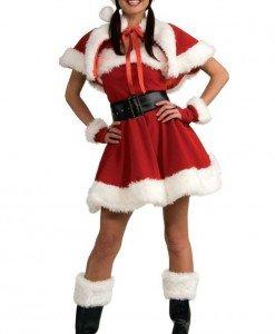 XM61 Costum Craciunita Sexi - Costume de craciunita - Haine > Haine Femei > Costume Tematice > Costume de craciunita