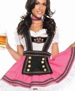 Y172 Costum tematic Oktoberfest - Chelnerita - Haine > Haine Femei > Costume Tematice > Chelnerita