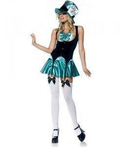 Y25 Costum Hallowen spiridusa - Basme si Legende - Haine > Haine Femei > Costume Tematice > Basme si Legende