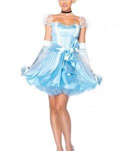 Y302 Costum Halloween cenusareasa - Basme si Legende - Haine > Haine Femei > Costume Tematice > Basme si Legende