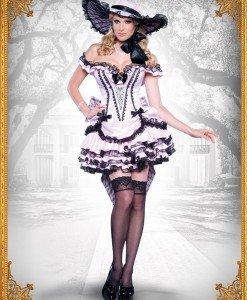 Y305 Costum tematic de epoca - Altele - Haine > Haine Femei > Costume Tematice > Altele