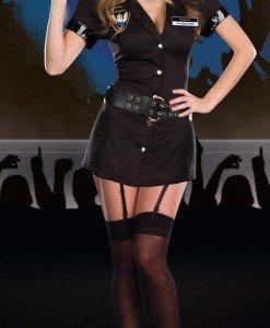 Z134 Costum Halloween politista - Politista - Gangster - Haine > Haine Femei > Costume Tematice > Politista - Gangster