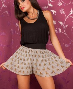 Zr09 Fusta Pantaloni - Zara - Haine > Brands > Zara