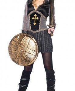 A428 Costum tematic Ioana D'Arc - Basme si Legende - Haine > Haine Femei > Costume Tematice > Basme si Legende